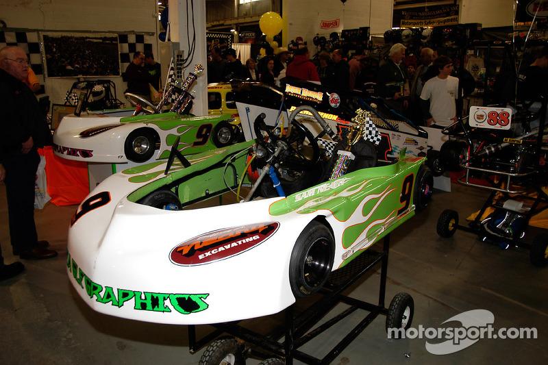 Le Kart est une autre super forme de sport automobile