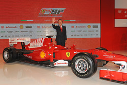 Ferrari-Präsident Luca di Montezemolo