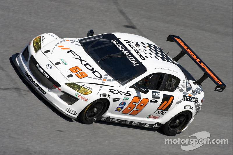 #69 SpeedSource Mazda RX-8: Emil Assentato, Anthony Lazzaro, Nick Longhi, Jeff Segal