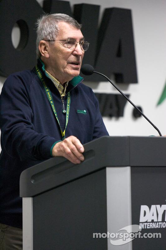 Réunion des pilotes: Vic Elford