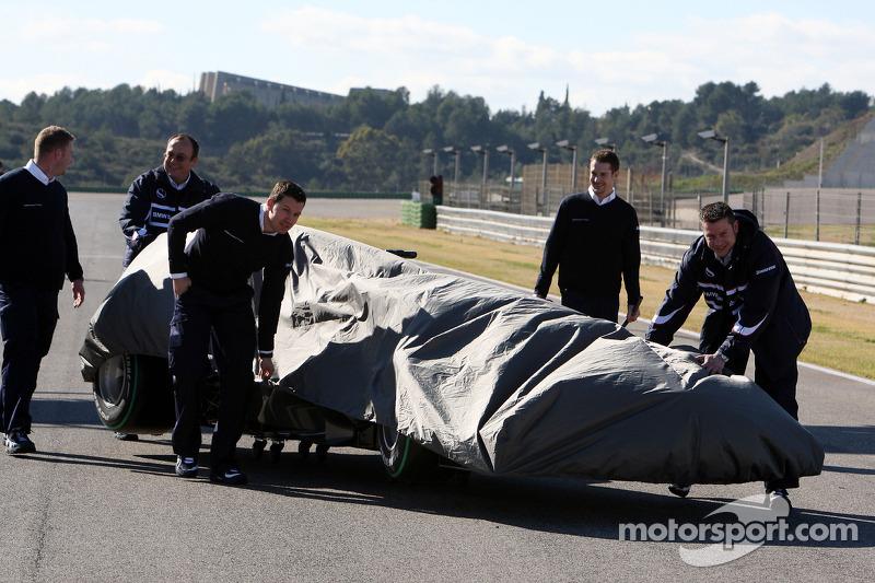 De nieuwe BMW Sauber C29
