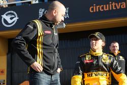 Gerard Lopez Genii Capital, Renault F1 Team, Robert Kubica, Renault F1 Team