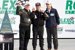 Victory lane: winnende constructeurs