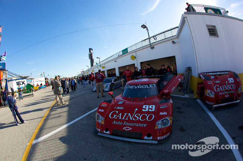 #99 GAINSCO/ Bob Stallings Racing Chevrolet Riley