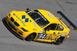 #94 Turner Motorsport BMW M6: Bill Auberlen, Paul Dalla Lana, Joey Het, Boris Said