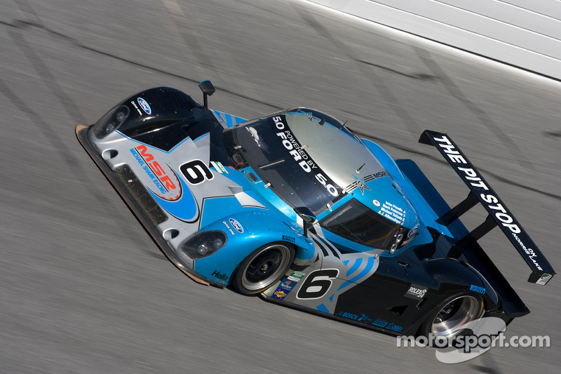 #6 Michael Shank Racing Ford Riley: A.J. Allmendinger, Brian Frisselle, Mark Patterson, Michael Valiante