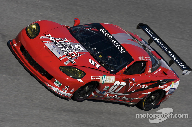 #07 Godstone Ranch Motorsports/Team MBR Corvette: Paul Edwards, Davy Jones, John McCutchen, Scott Ru
