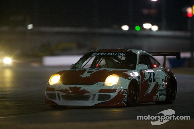 #22 Bullet Racing Porsche GT3: Ross Bentley, Sean McIntosh, Kees Nierop, Darryl O'Young, Steve Paquette