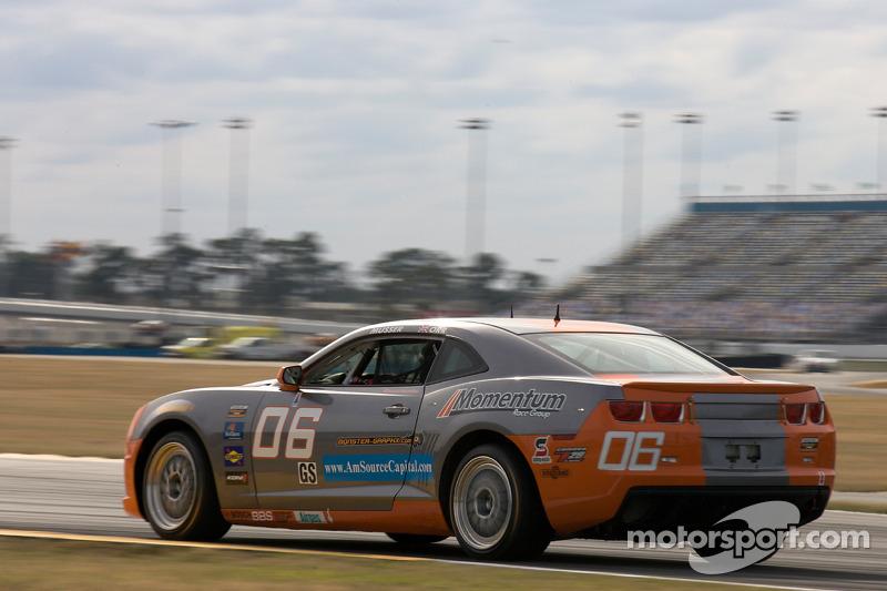 #06 Momentum Race Group Camaro GS.R: Jordon Musser