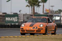 #83 BGB Motorsports Porsche Carrera: Guy Cosmo, Stewart TAndreault