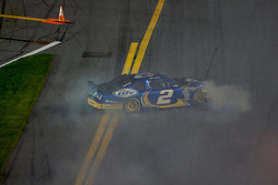 Kurt Busch, Penske Racing Dodge crashes