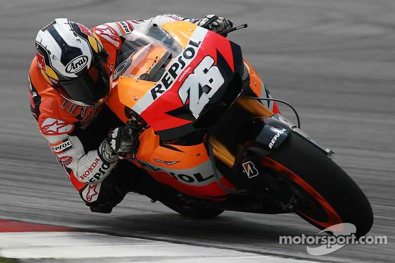 2010, MotoGP: 2º no campeonato, 245 pontos