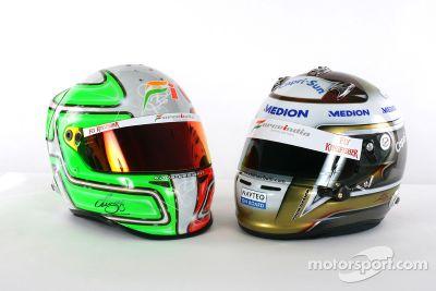 Présentation de la Force India VJM03