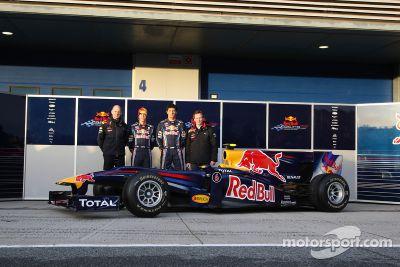 Red Bull RB6 lansmanı