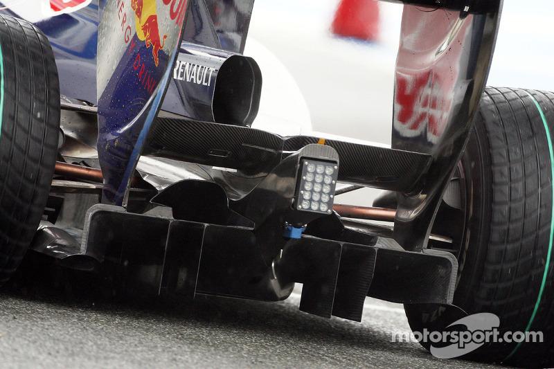 Mark Webber, Red Bull Racing, detail