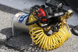 Pit equipment for Jimmie Johnson, Hendrick Motorsports Chevrolet