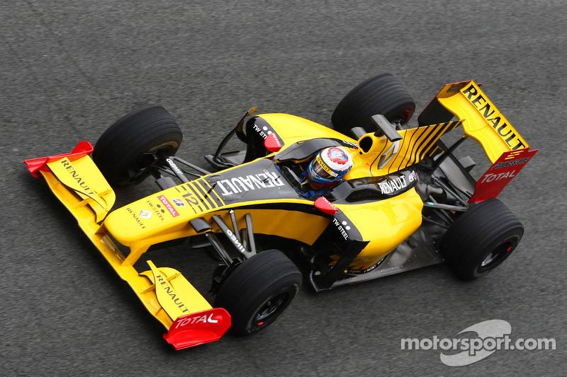 2010 : Renault R30