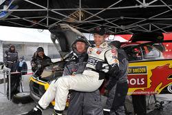 Petter Solberg, Citroën C4 WRC, Petter Solberg Rallying