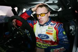 Jari-Matti Latvala, Ford Focus RS WRC08, BP Ford Abu Dhabi World Rally Team