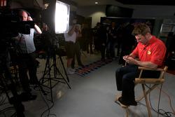 Champion's breakfast: 2010 Daytona 500 winner Jamie McMurray on live TV