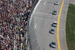 Parade des Pace Cars