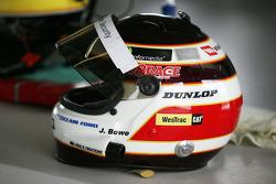 Helm van John Bowe