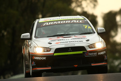#7 Hankook Competition Australia/DBA, Mitsubishi Evo X RS: Peter Conroy, Anthony Robson, Mark Brame