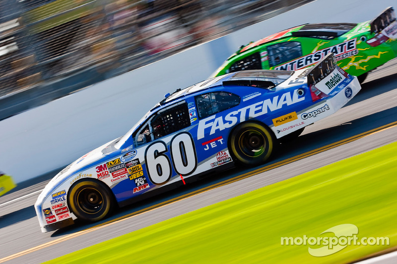 Carl Edwards en Kyle Busch