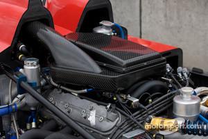 Oreca FLM09 engine