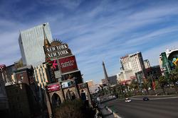 Las Vegas overzicht