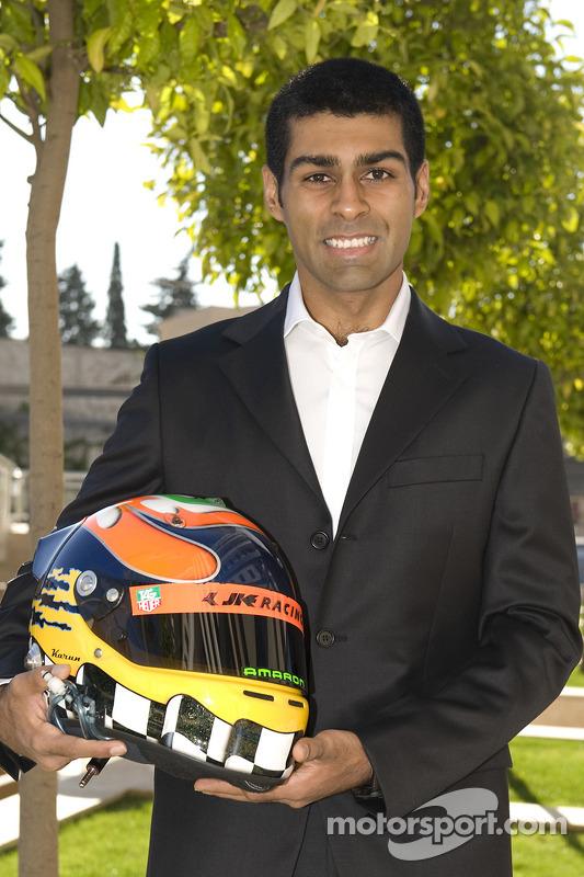 Karun Chandhok, coureur