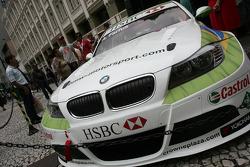 Augusto Farfus, BMW Team RMB, BMW 320si