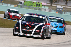 #181 APR Motorsport Volkswagen GTI: Josh Hurley, Kevin Stadtlander