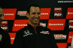 Press conference: Helio Castroneves, Team Penske