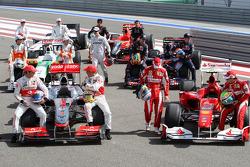 Michael Schumacher, Mercedes GP, driver