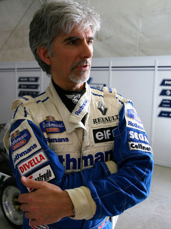 Damon Hill, 1996 F1 World Champion