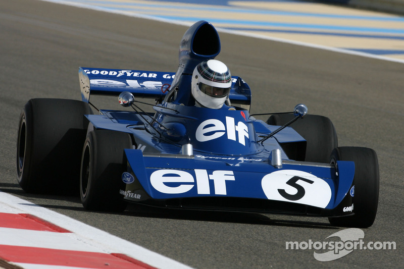 1973: Tyrrell 006 Ford