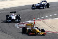 Виталий Петров, Renault F1 Team, Камуи Кобаяши, BMW Sauber F1 Team