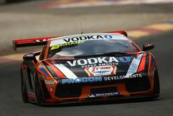 #2 Vodka O, Lamborghini Gallardo GT3: Dean Grant
