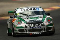 #15 Shannons Insurance, Porsche GT3 997 Cup Car: Jim Richards