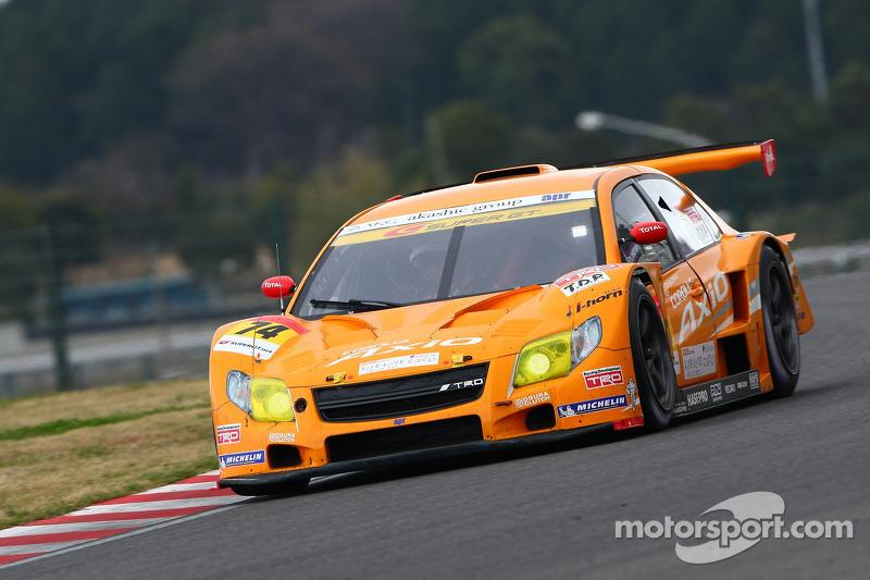 La CoRolla Axio apr GT N°74 : Takuto Iguchi, Yuji Kunimoto
