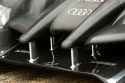 Audi Sport Team Joest Audi R15 TDI front nose detail