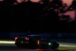 #01 Extreme Speed Motorsports Ferrari F430 GT: Scott Sharp, Johannes van Overbeek, Dominik Farnbacher