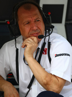 Willy Rampf, BMW-Sauber, Directeur Technique