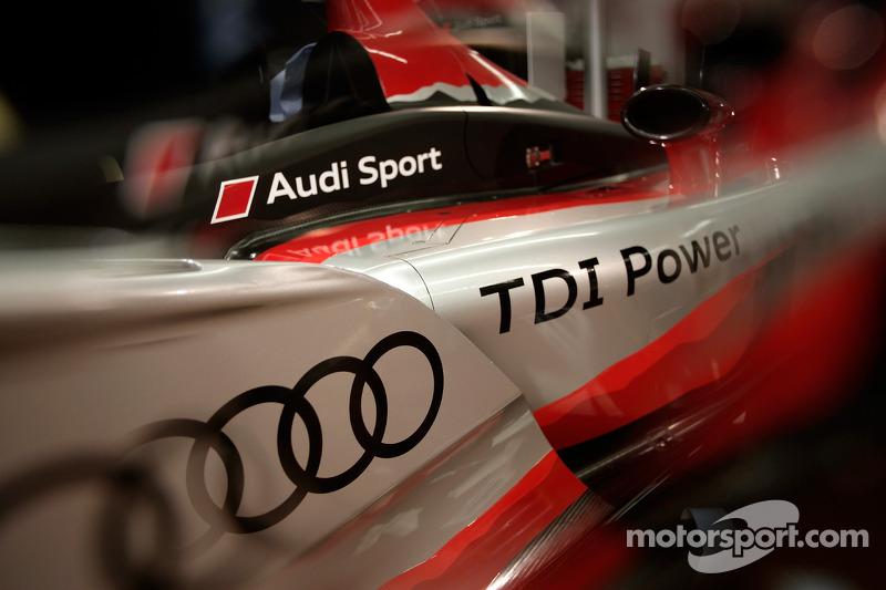 Nieuw design van de Audi R15 TDI 2010, Audi Design Team