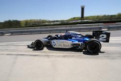 Raphael Matos, de Ferran Luzco Dragon Racing