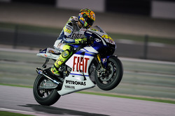 Валентино Росси, Fiat Yamaha Team