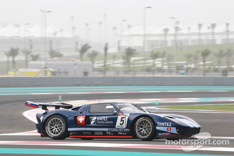 Grosjean has already won sportscar races, thanks to racing a Ford GT with Thomas Mutsch for Matech Competition back in 2010.