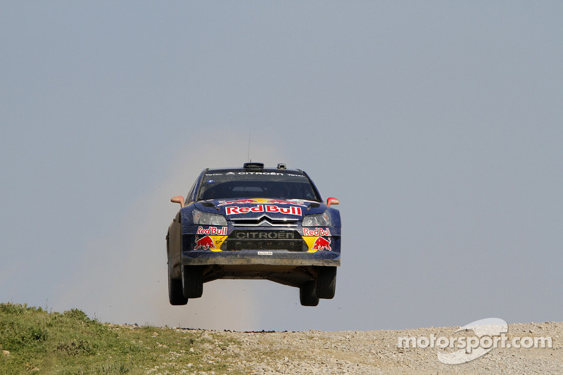 Лучший результат в WRC