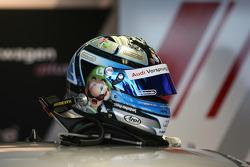 Helmet of Timo Scheider, Audi Sport Team Abt Audi A4 DTM
